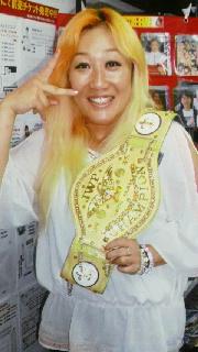 7月1日JWP選手のサイン会行ってきました。