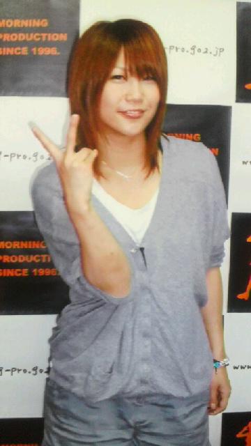 5月19日栗原あゆみ選手のサイン会に行きました。