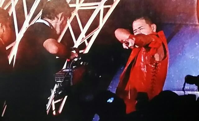 8月3日 新日本プロレスを観戦しました。