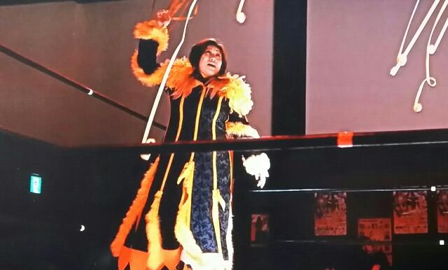 9月7日 JWP女子プロレスを観戦しました。