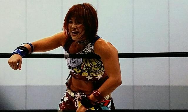 9月20日 That's女子プロレスを観戦しました。